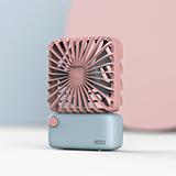 GEGEI MINI方形小風扇 桌面小風扇 F3