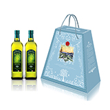 阿茜婭  意大利進口  特級初榨橄欖油 圣雅禮盒 1000ml*2 簡裝