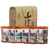 粮佰年 小兴安岭山野珍品菌菇礼盒 600g