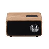 Newmine纽曼桌面无线蓝牙音响 FM无线调频收音机mx06