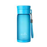 富光拾喜環保隨身水杯 顏色隨機(450ml,雙層蓋)