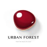 Urban Forest都市之森貝殼化妝鏡暖手寶隨身移動電源 4000mAh