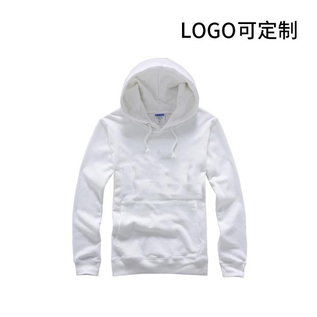 270g纯棉毛圈套头长袖卫衣 logo可定制