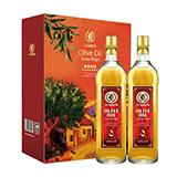 莉莎贝拉橄榄油750ml*2 简装礼盒