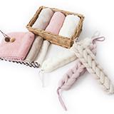 芳恩家纺 FN-XY804-B 美容洗浴组合╳3 浴条*1+面巾*1+方巾*1