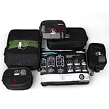 Rockland洛克蘭   U02 收納六件套 黑色