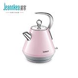 鉴客 (jeannkea)艺术不锈钢电热水壶 1.7L   JKGH-A102