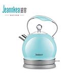 鉴客 (jeannkea)艺术水晶玻璃球壶盖电热水壶2.0L JKGH-A106