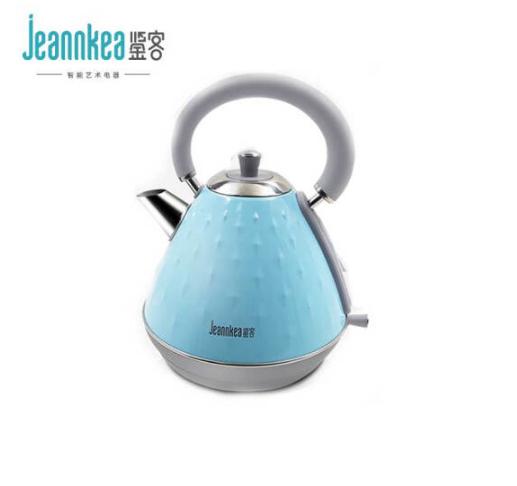 鑒客 (jeannkea) 藝術不銹鋼電熱水壺容量1.8L JKGH-A107