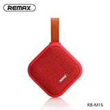 REMAX/睿量   便携式布艺蓝牙音箱  RB-M15