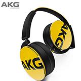 AKG爱科技 y50 头戴式蓝牙耳机 音乐线控麦克风耳麦