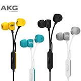 AKG/爱科技 Y20 U入耳式耳机  线控HIFI耳机耳塞