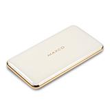 MAXCO 美能格刀鋒10000無線充移動電源 象牙白