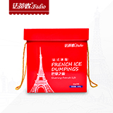 法蒂欧 巴黎之旅端午节粽子礼盒600g
