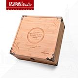 法蒂歐 浪漫巴黎法式水晶冰皮粽子禮盒1080g