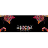 奥罗拉(aurora)如意猫咪丝巾 B7-008 190*65CM