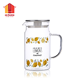 sohome 米蘭耐熱玻璃冷熱水壺 R149-09SS