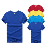 180克莫代尔莱卡棉T恤 文化衫