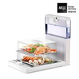 Miji米技 電蒸箱(折疊蒸汽料理機) FS-S101A