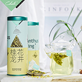 茶里 chali 桂花龙井 30g