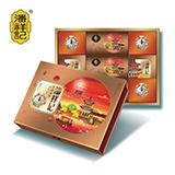 潘祥记 翠湖荷轩月饼礼盒 420g