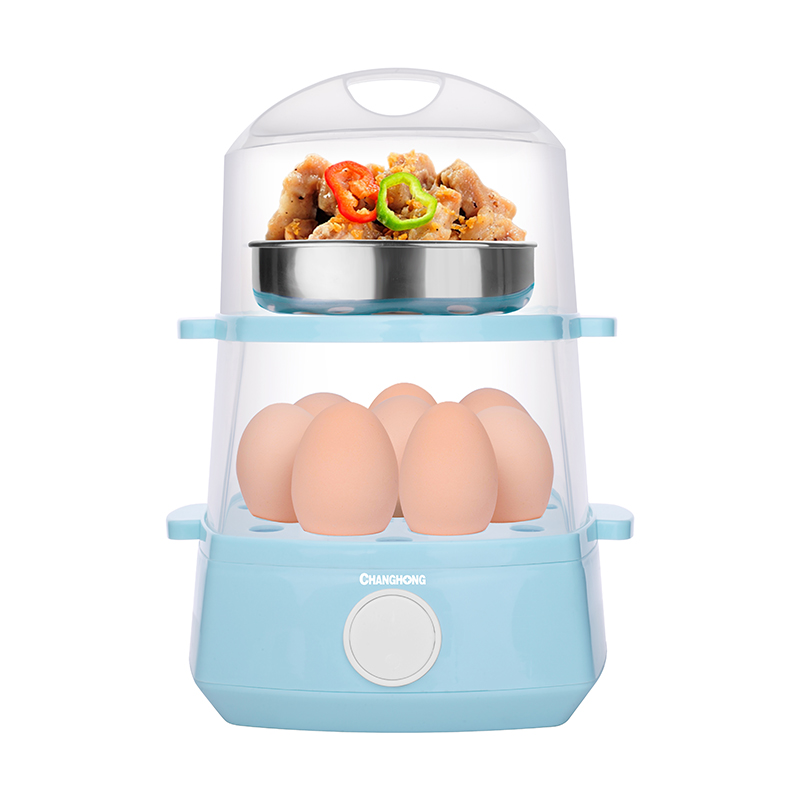 長虹雙層多功能煮蛋器