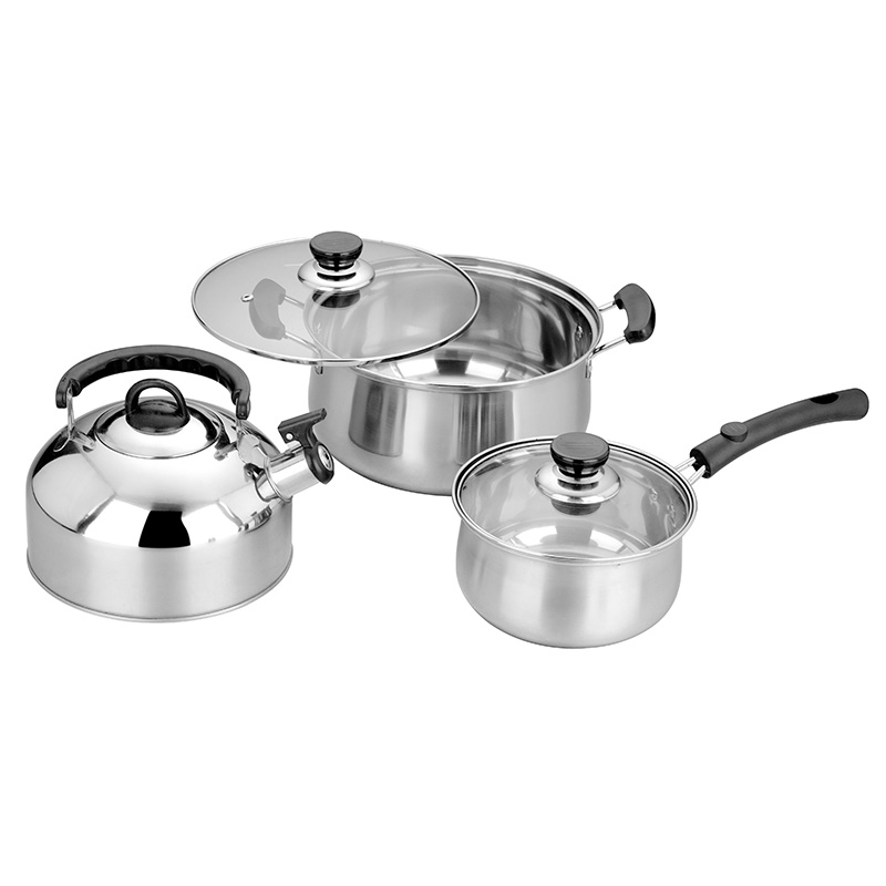 樂仕菲斯(RSFH)湯鍋奶鍋水壺RS315T 變奏樂三件套
