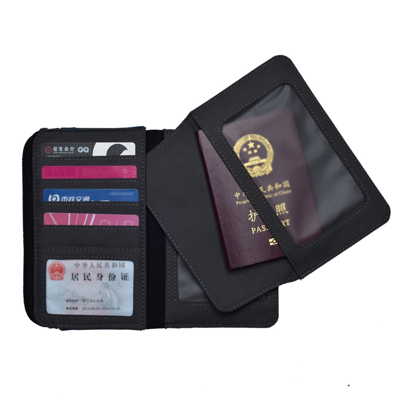 格格爱小睡宝(GeGe Ai Nap Bao)商务护照包