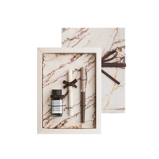 ipluso 城市系列-钢笔墨水礼盒