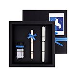 ipluso 自然紀錄系列-鋼筆墨水禮盒套裝