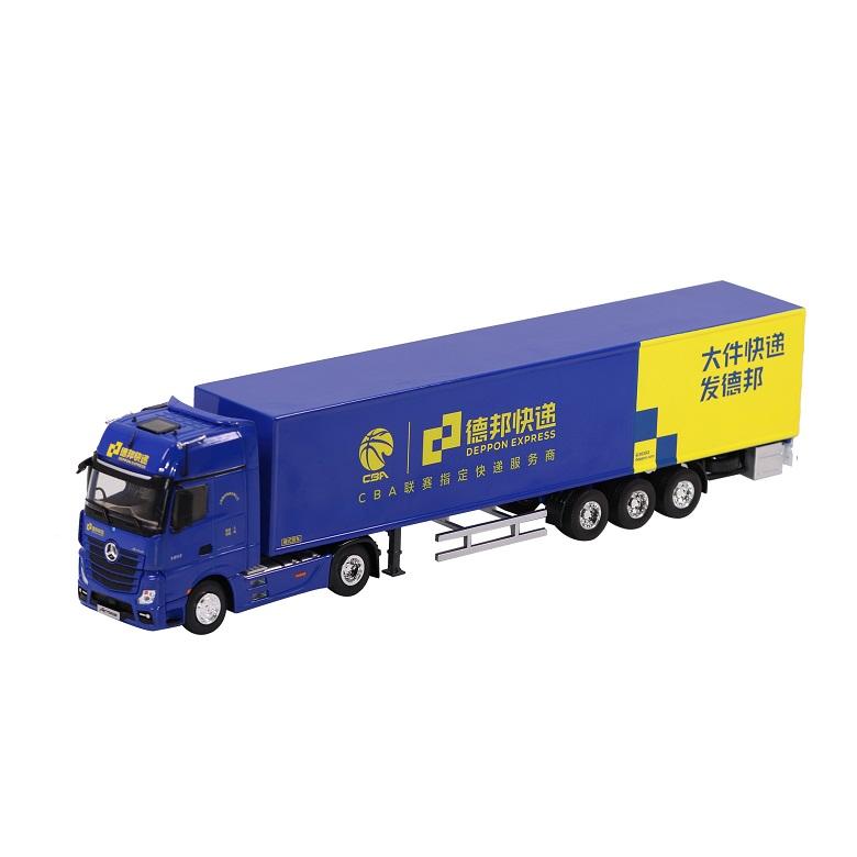 德邦卡车车模