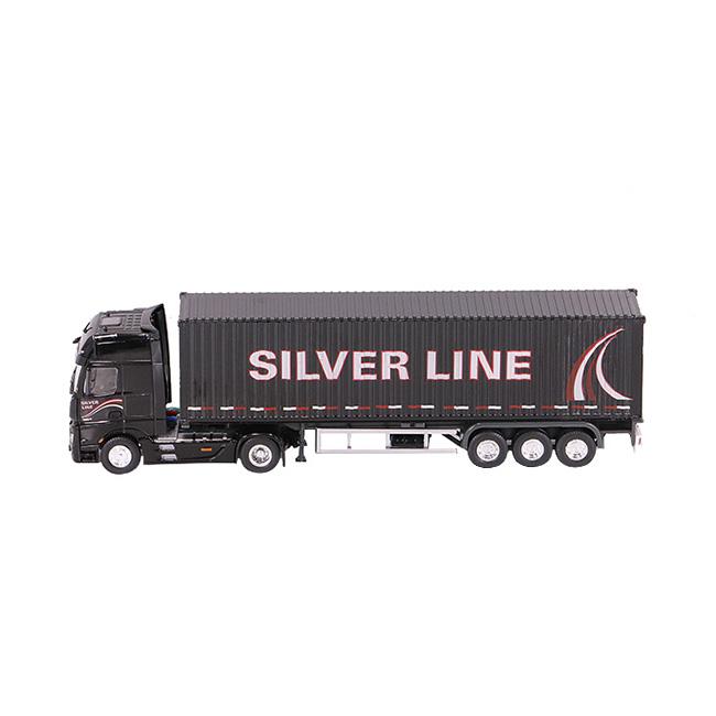 1:50 奔驰 Actros 集装箱卡车国产在线视频超频
