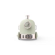 造物星辰 小火車加濕器 可愛家用靜音桌面臥室小型空氣辦公室內噴霧