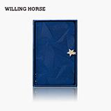 WILLINGHORSE 赞马星星搭扣笔记本 A6