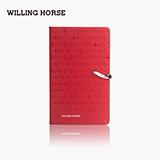 WILLINGHORSE 旅行手帐本