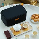 沏一杯茶-小白 便携式茶具旅行茶具