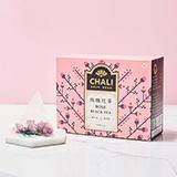 茶里 ChaLi 玫瑰红茶盒装36g