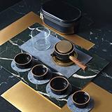 飛行物 風鈴pro.便攜茶具