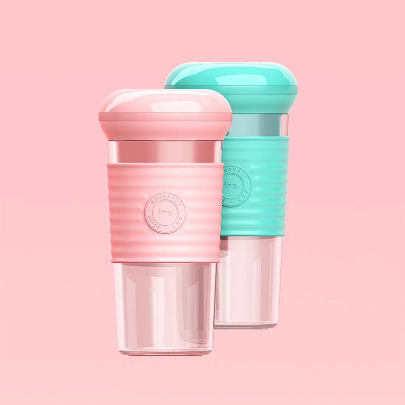 幻响 甜甜圈 随性榨汁杯280ml