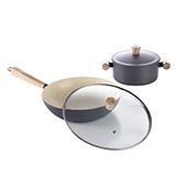 黃小廚 年華系列不粘鍋兩件套 HXC-T-TZ001A