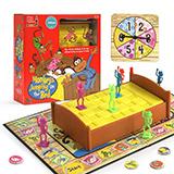 弥鹿Mideer 五只猴子跳床 儿童桌游亲子游戏3岁+