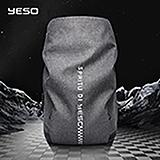 YESO 时尚个性防盗双肩包 13038-2