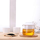 原初格物 异同一壶两杯便携旅行陶瓷茶具