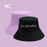 韩国 VVC 糖果双面渔夫帽