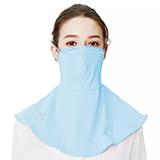 韩国 VV C蒙面口罩+冰袖套装