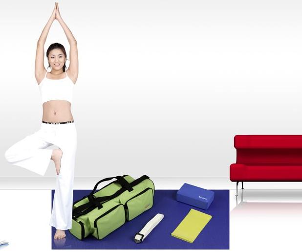 三八节福利:攀能瑜伽健身套装