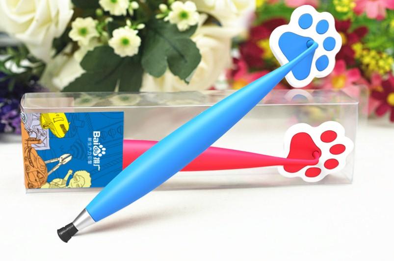 百度推广定制—熊掌磁铁笔