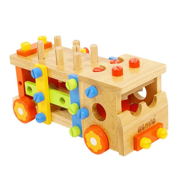 木玩世家拆装工具车