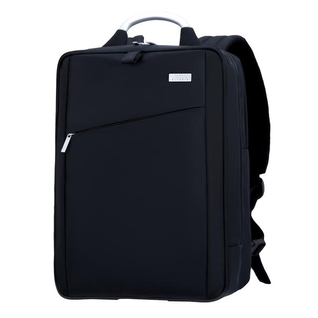 LEXON乐上 商务双肩电脑背包