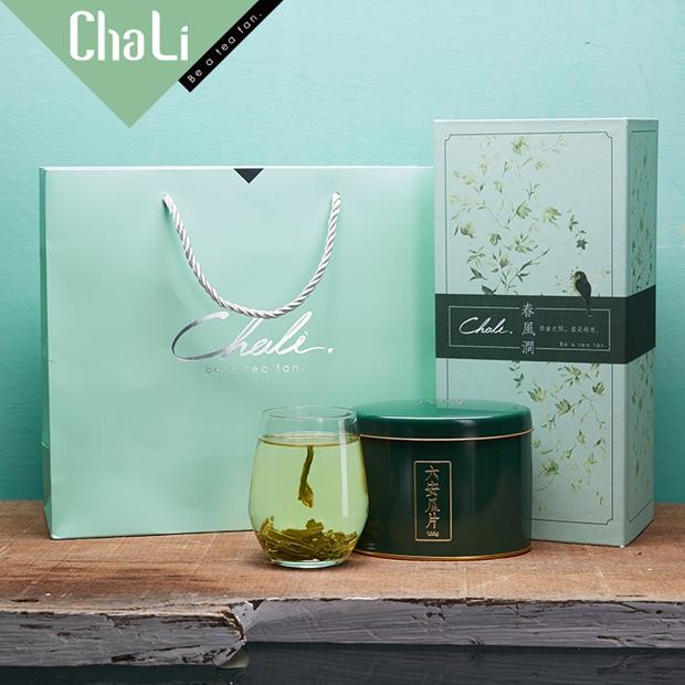 茶里 chali六安瓜片礼盒